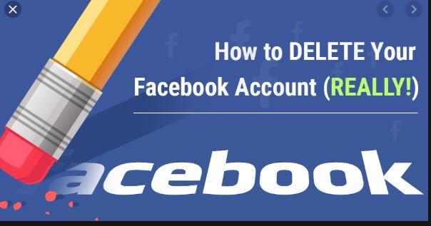 Facebook Delete Account