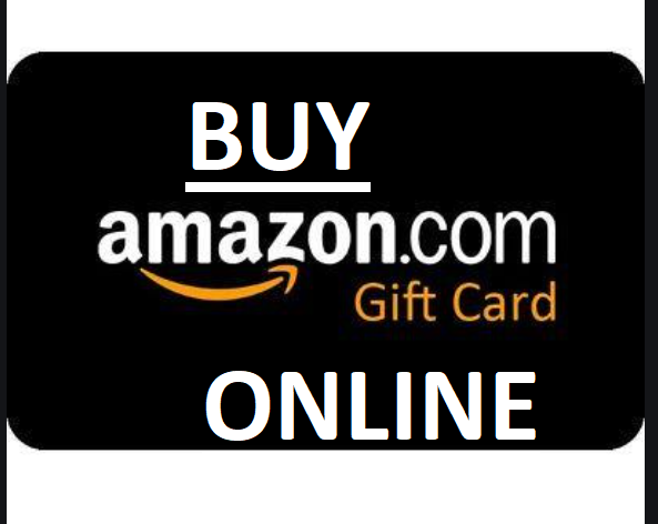 Buy Amazon Gift Cards Online Email Delivery