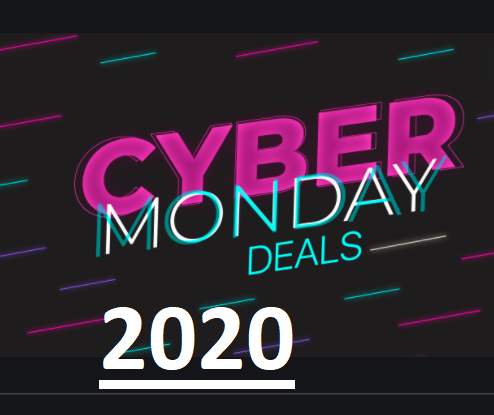 Cyber Monday 2020 Deals, Sales and Ads