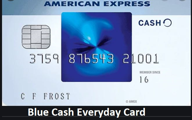 Blue Cash Everyday Card