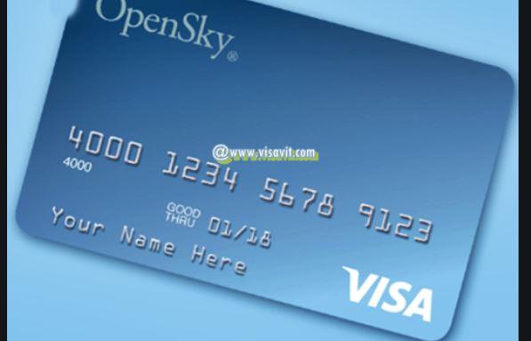 Apply For Opensky Visa Credit Card