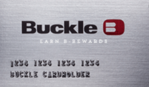 Buckle payment