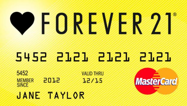 Forever-21-Credit-Card