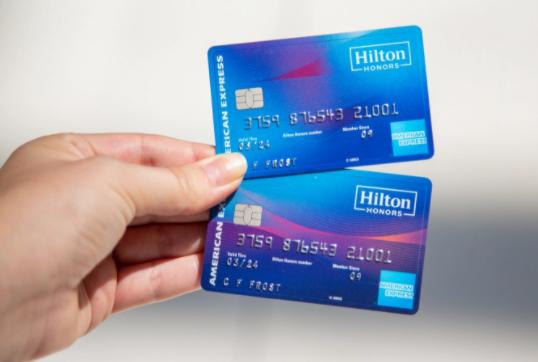 Hilton Honors American Express
